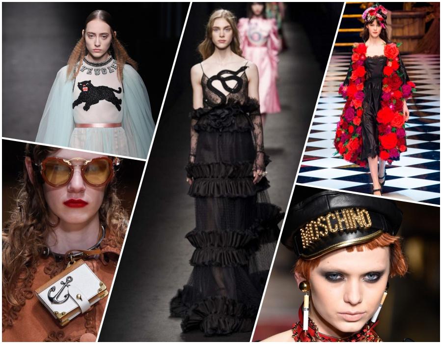 Milan Fashion Week AW16