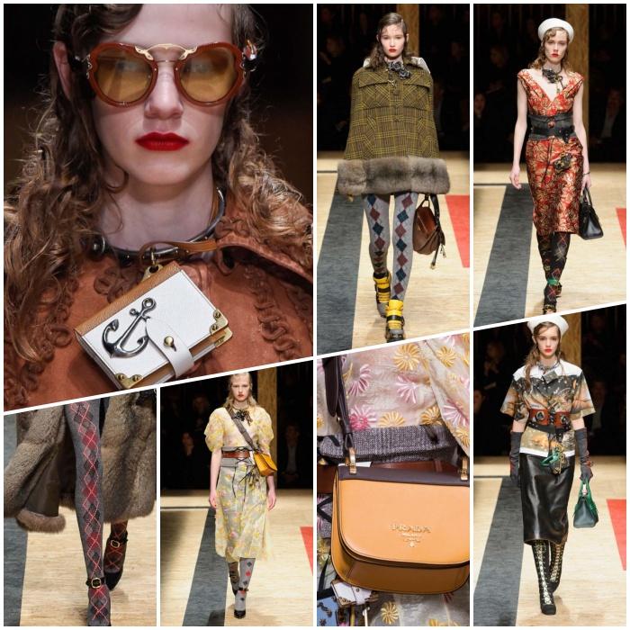 Prada Milan Fashion Week AW16