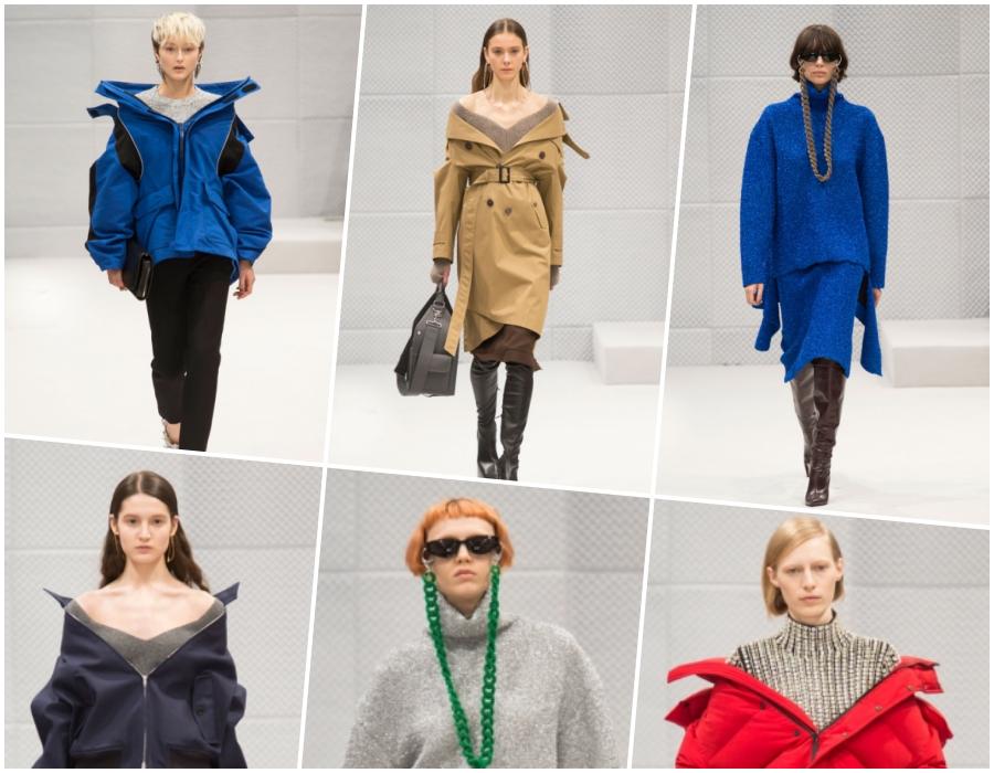 Balenciaga Paris Fashion Week AW16