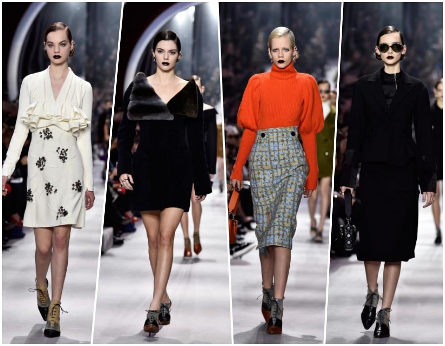 Dior Paris Fashion Week AW16