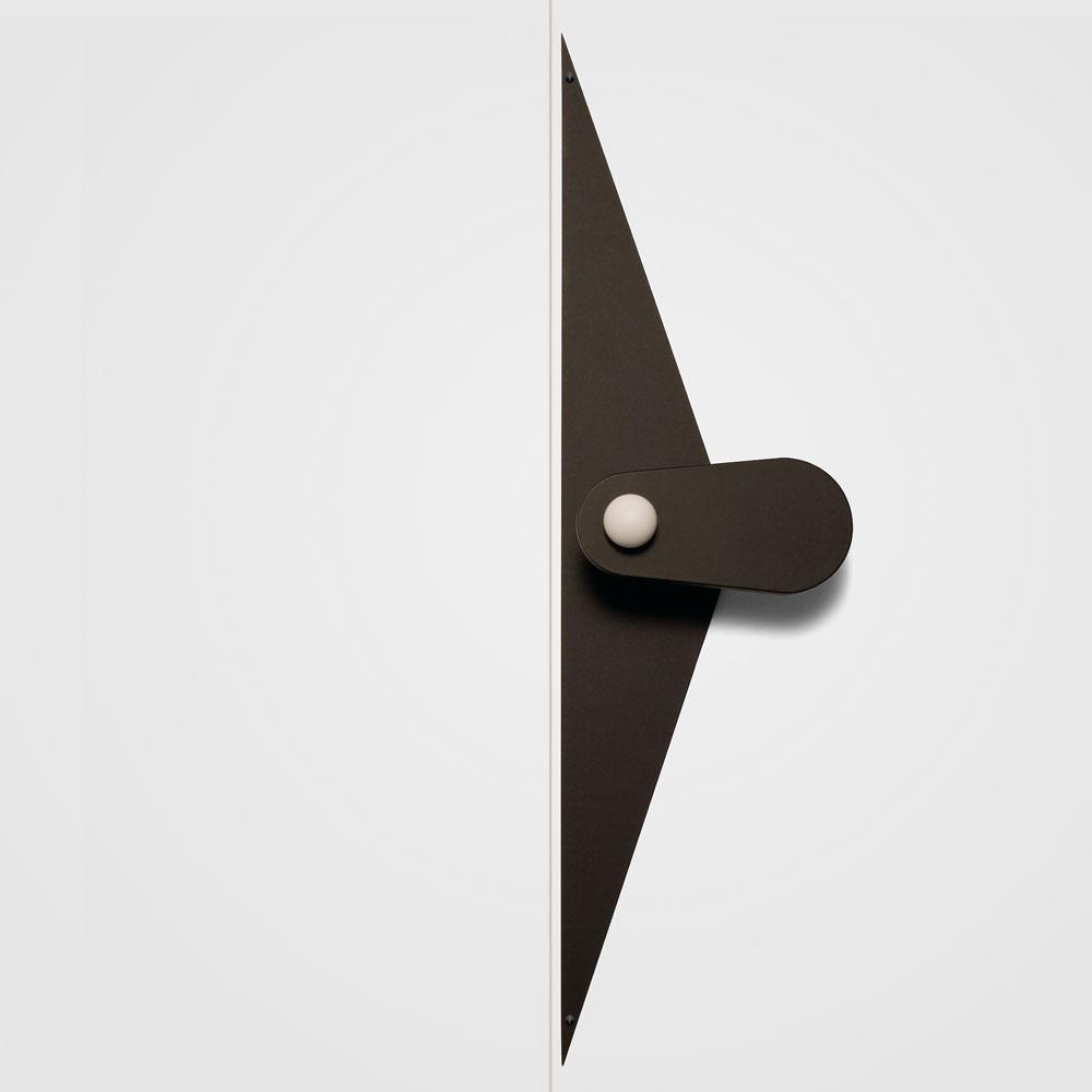 Bonnemazou Cambus's door handles