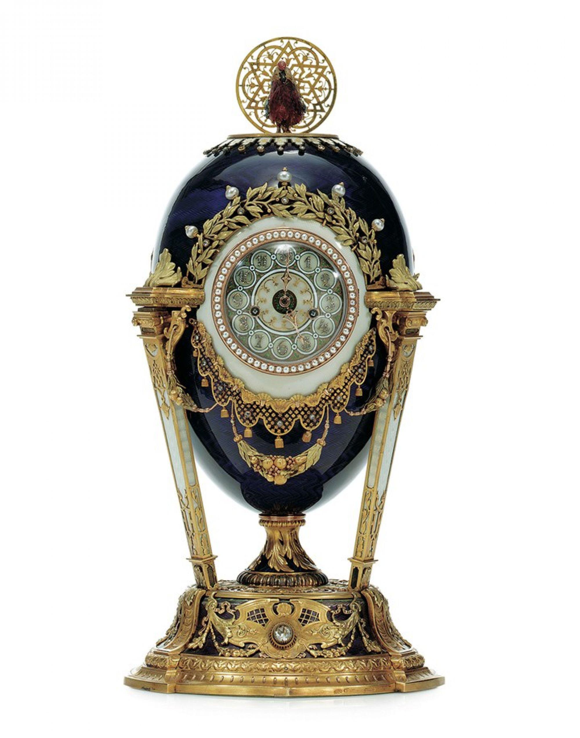 Easter Imperial Egg Fabergé
