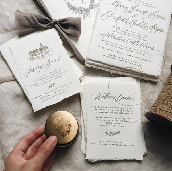 writtenwordcalligraphy instagram wedding