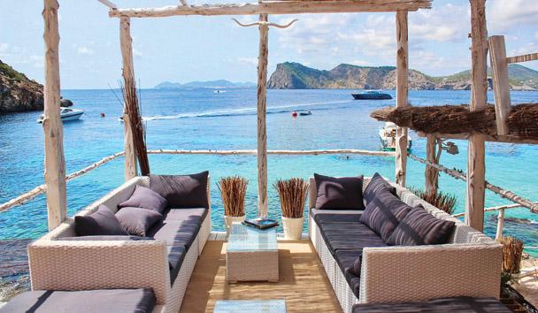 Tagomago Island villa, Ibiza