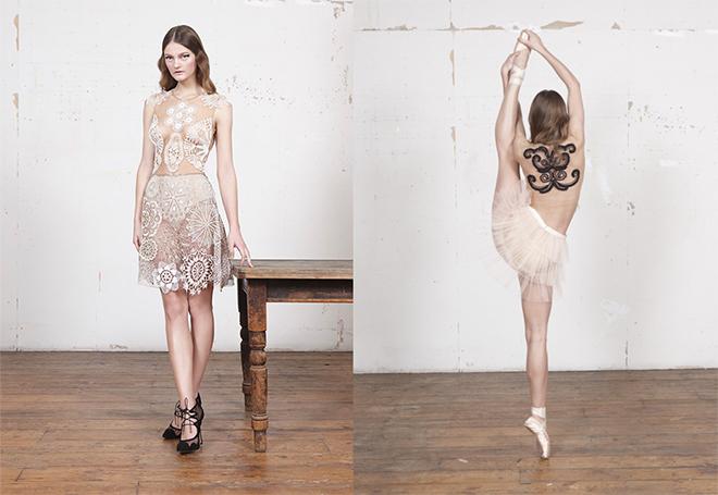 Laura Theiss London Fashion Week
