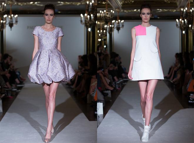 Paul Costello SS16 London Fashion Week