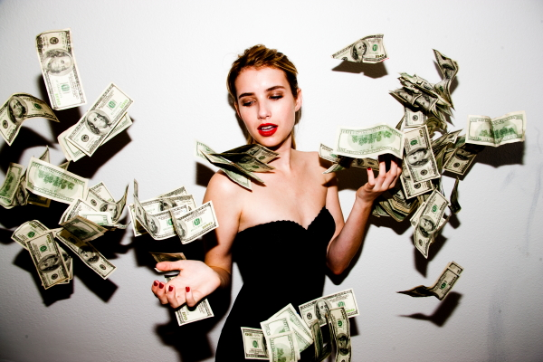 Emma Roberts Money Tyler SHields