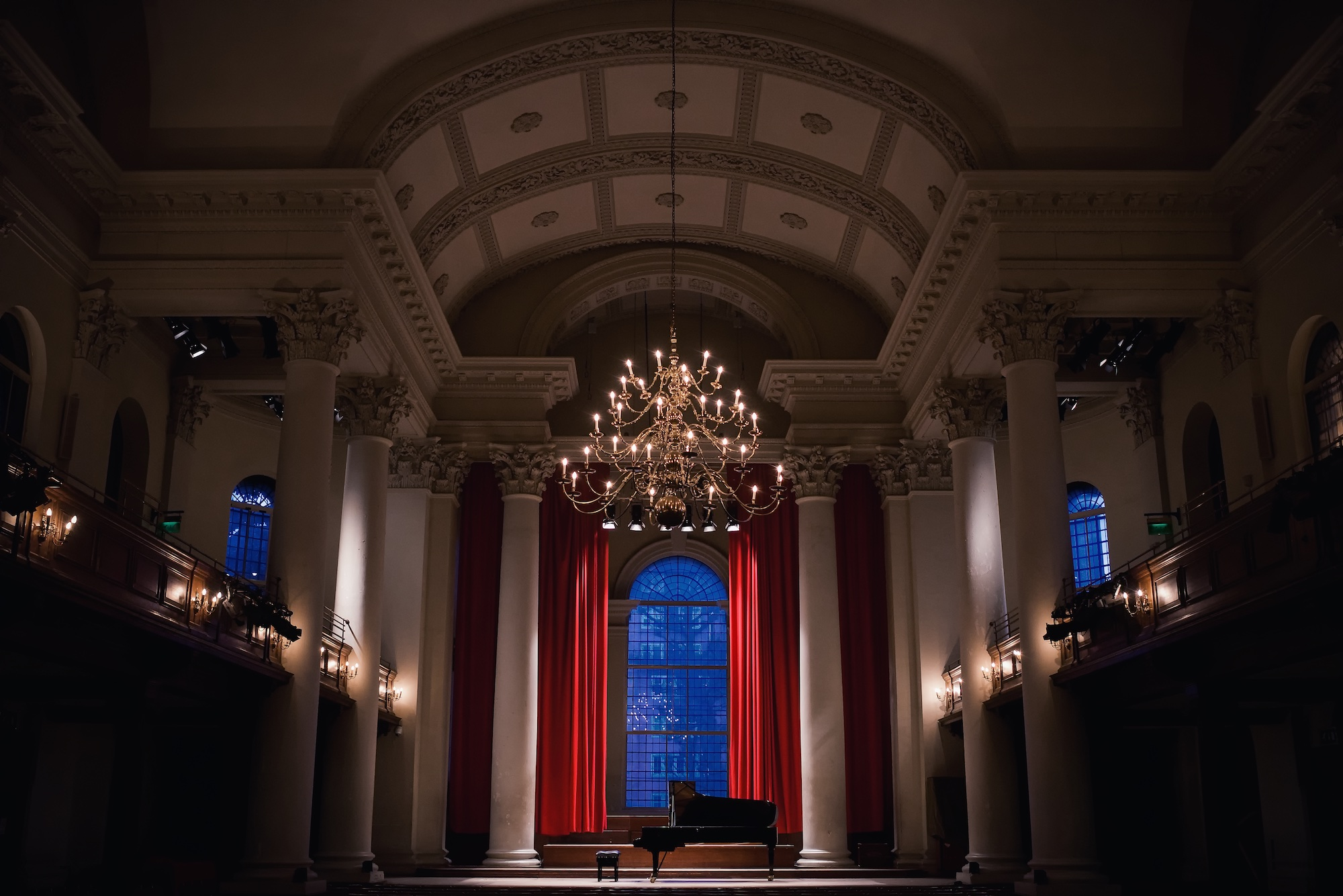 music at St John´s Smith Square in London