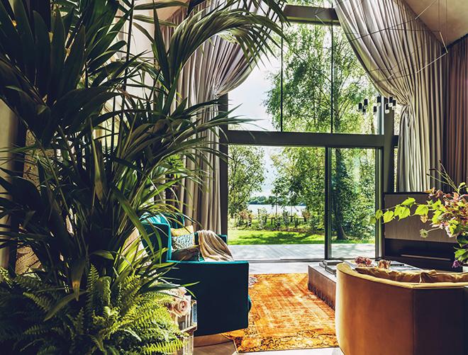 Kate Moss Interior design