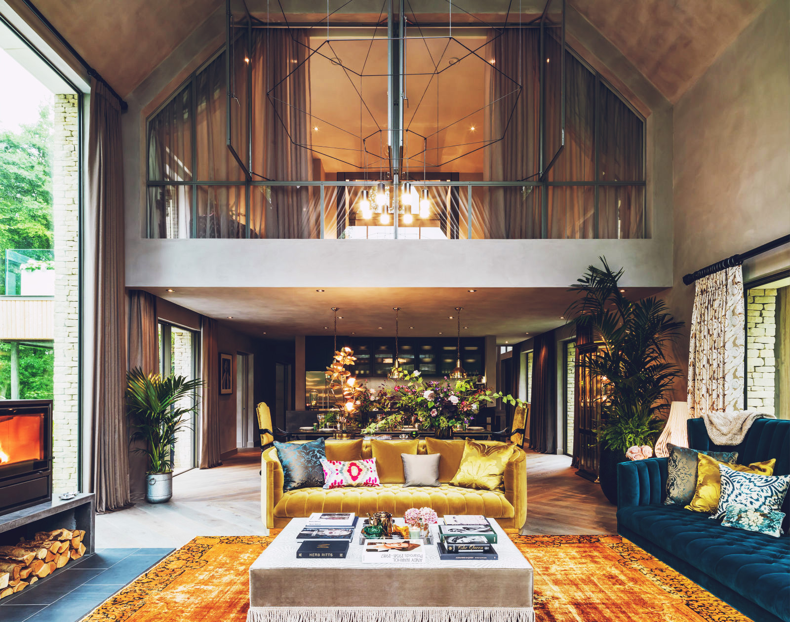 Kate moss interior designer