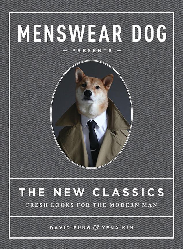 Shiba Inu Menswear Dog