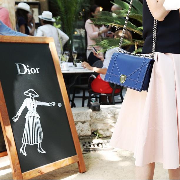 Dior Resort 2016 Fashion Show
