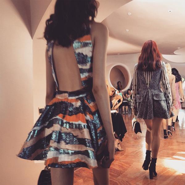 ab75014 Dior Resort 2016 Fashion Show