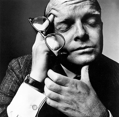 Truman Capote by Irving Penn 1965-773775
