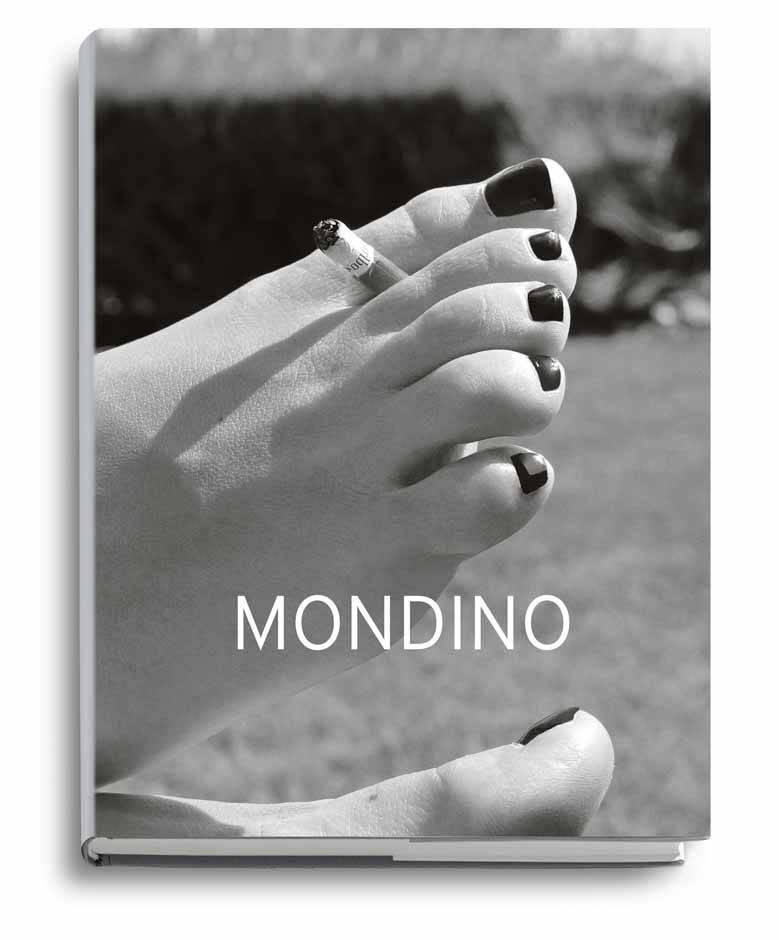 cigarette between toes image