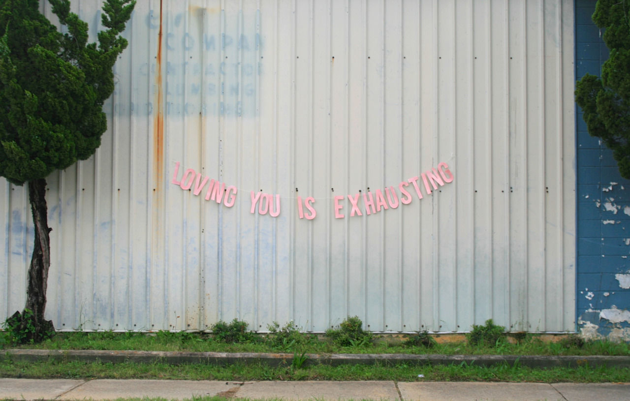 Abandoned Love project by Peyton Fulford