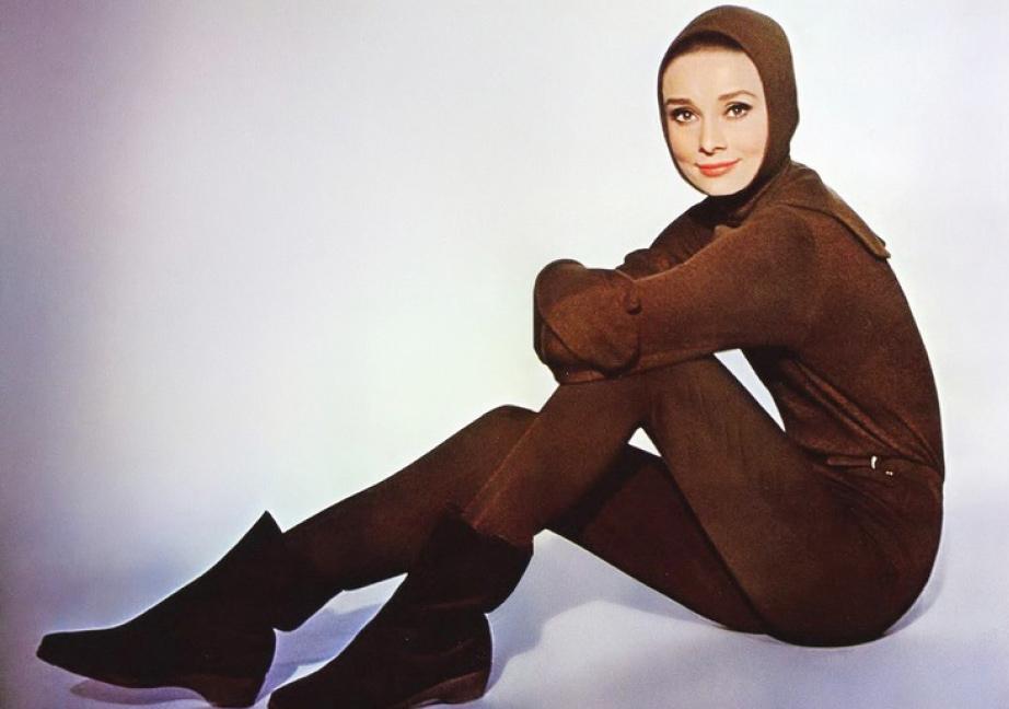 Audrey Hepburn exhibition at National Portrait Gallery