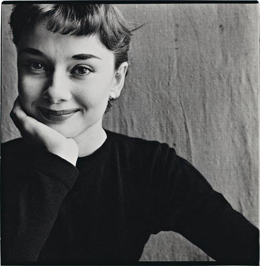 Audrey Hepburn Irving Penn Vogue