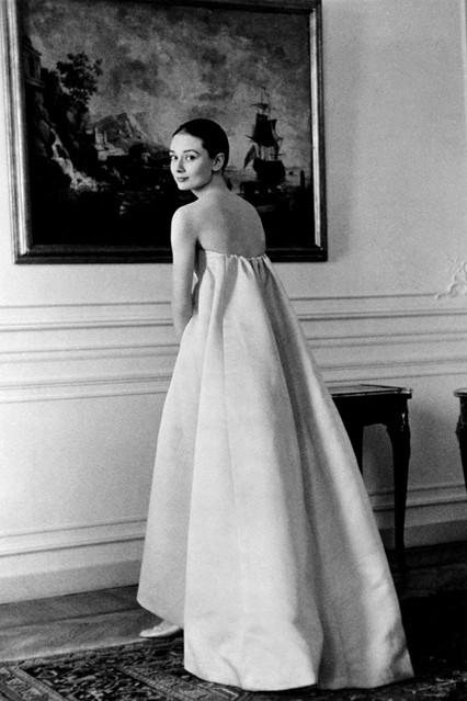 Audrey Hepburn Givenchy dress