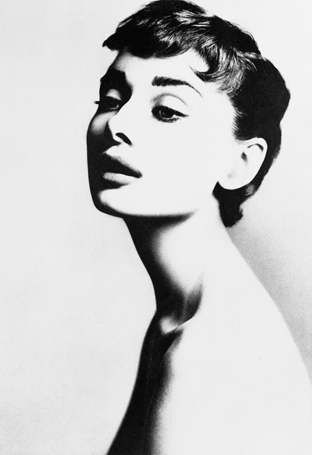 Richard Avedon Audrey Hepburn National Portrait Gallery