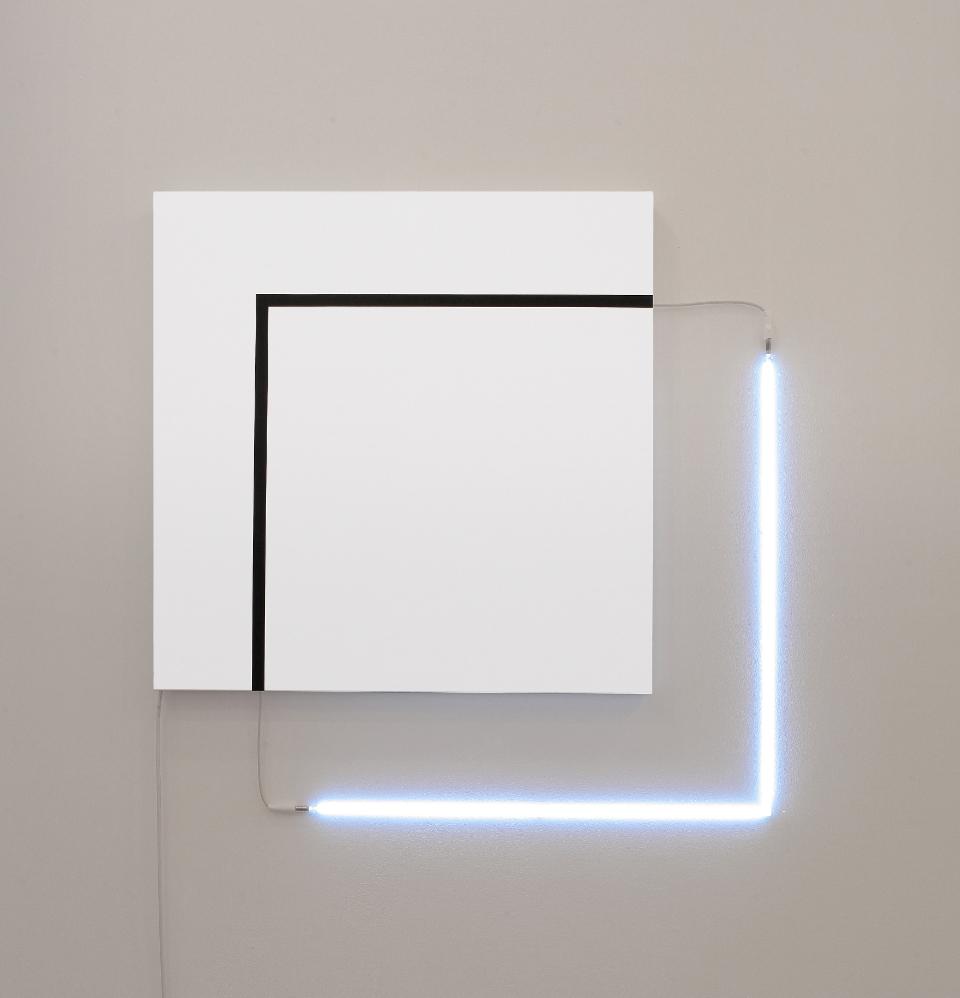 Francois Morellet A arte Invernizzi Art Basel 2015