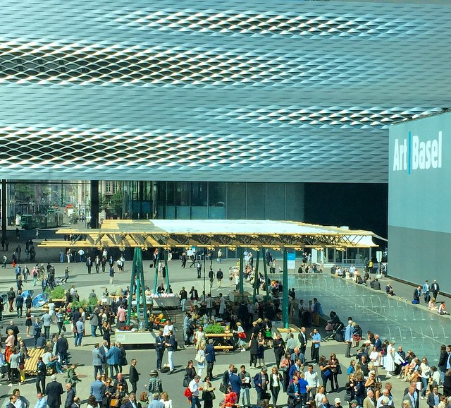 Art Basel 2015 Do We Dream Under the Same Sky
