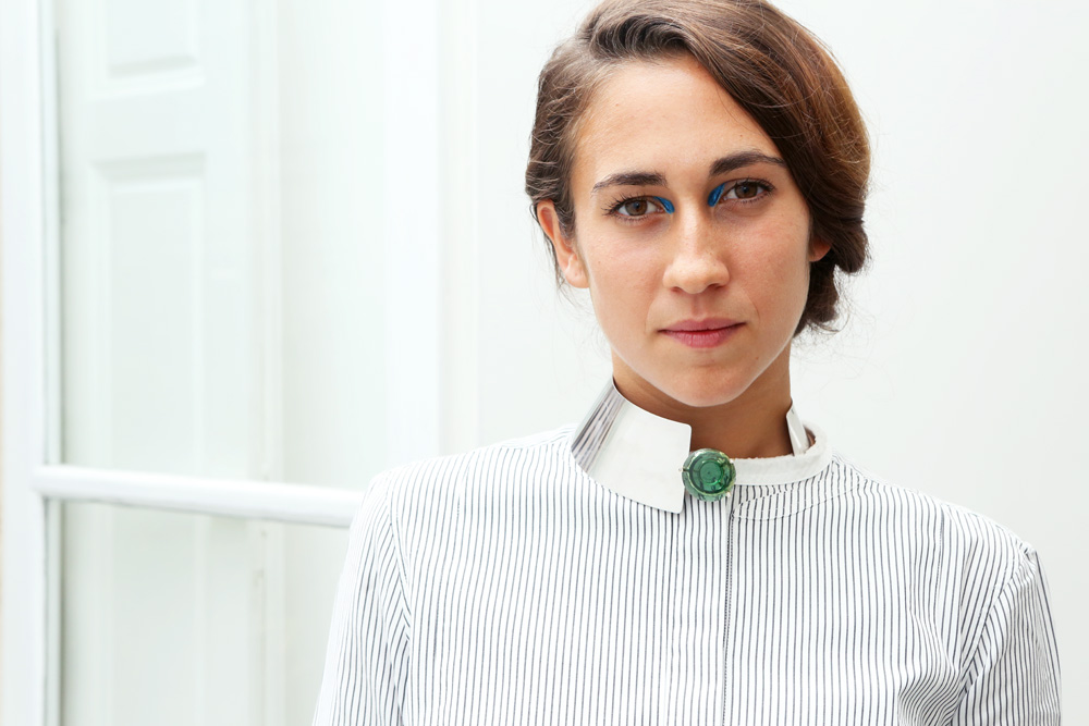 Delfina Delettez new jewellery collection