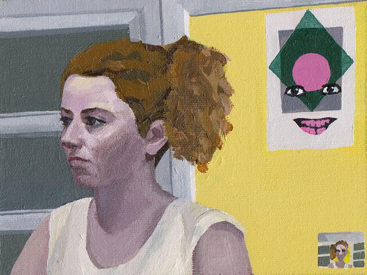 Screen-Face by Elisa Pérez