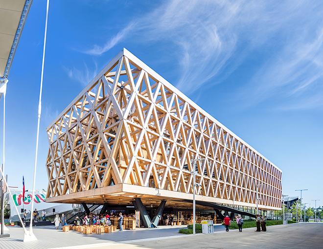 Expo Milano 2015 Chile pavilion Darren Bradley