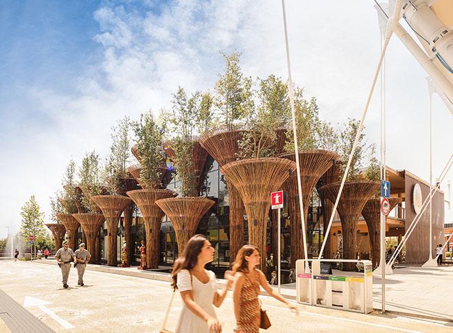 Expo Milano 2015 Vietnam pavilion Darren Bradley