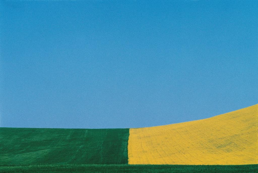 Italy 1975 © Franco Fontana landscape photography