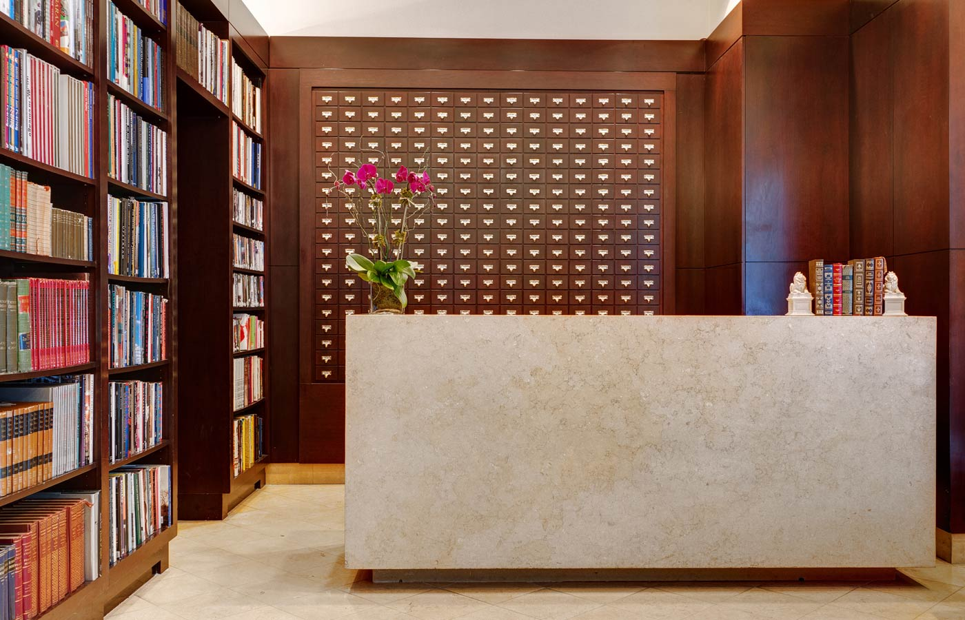 The Hotel Library New York