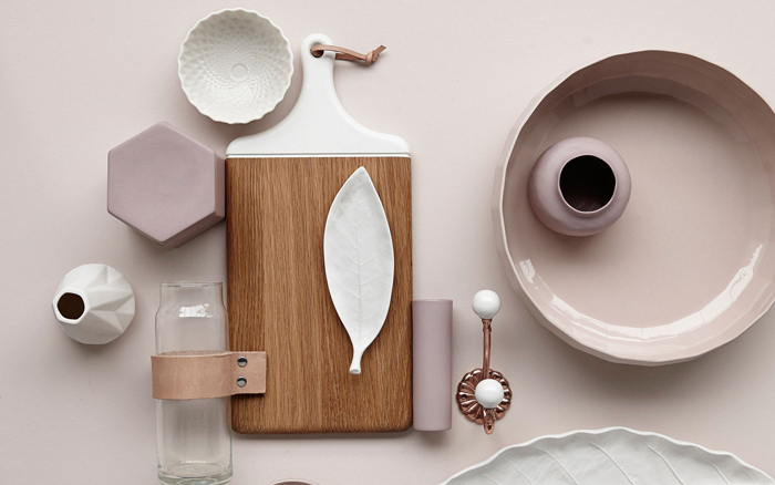 Hubsch SS15 collection kitchen