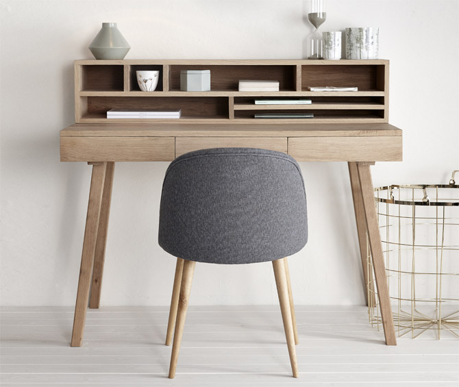 Hubsch SS15 collection Decor Chair and desk