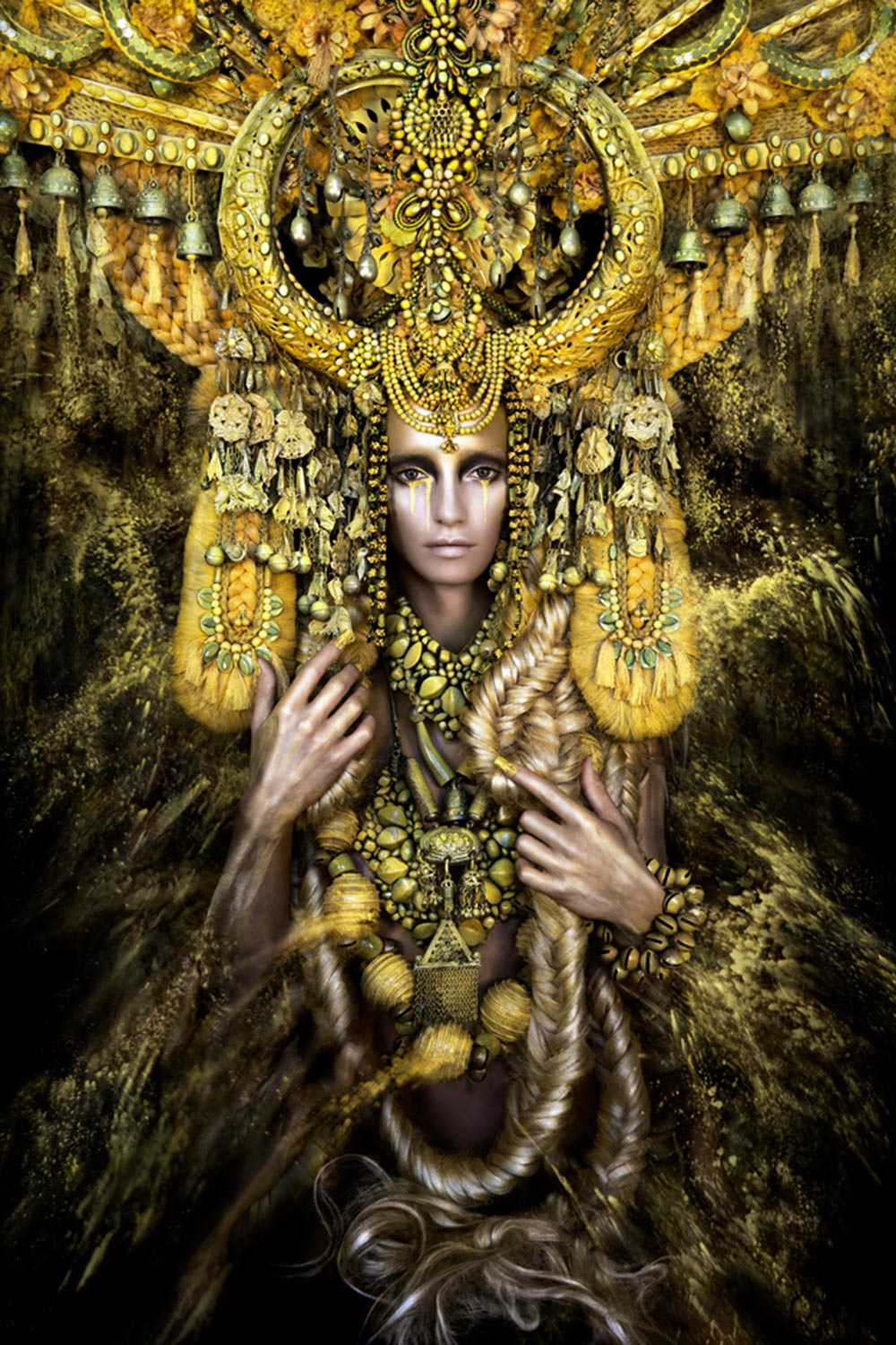 Gaia -The-Birth-Of-An-End-Kirsty Mitchell