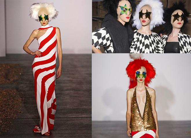 Gareth Pugh Lonfon Fashion Week SS16