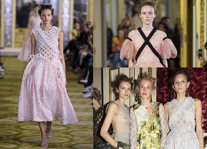 Simone Rocha London Fashion Week SS16