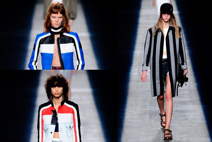 Alexander Wang New York Fashion Week