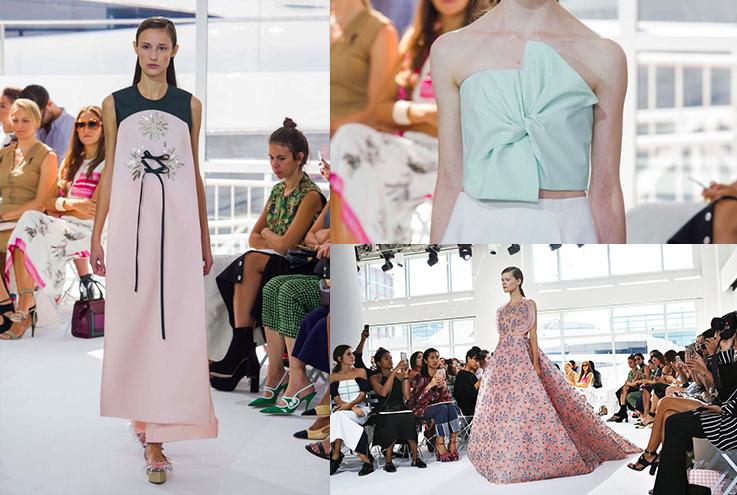 Delpozo New York Fashion Week