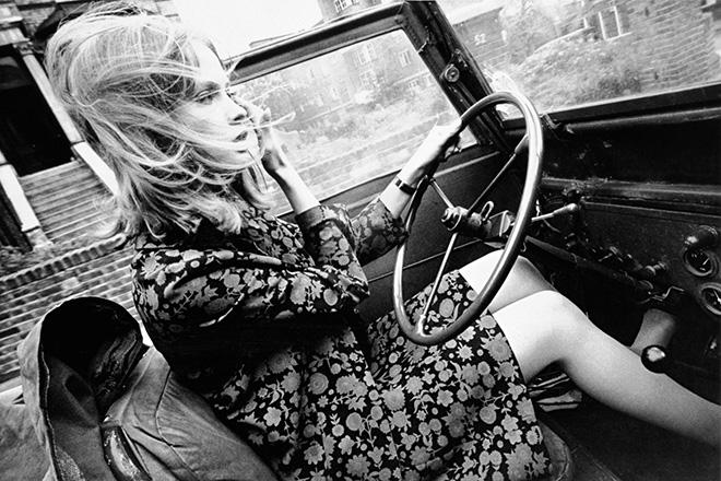 Celia Hammond Queen 1964 Norman Parkinson