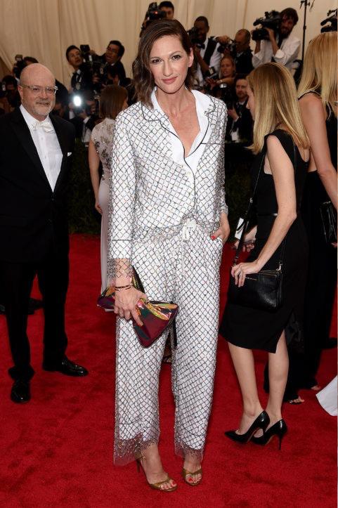 Glamour pajama trend