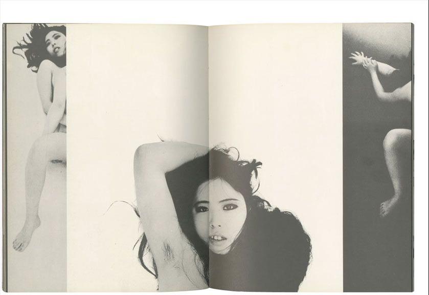 """Nobuyoshi Araki's """"Oh Nipon/ Oh Japan,"""" 1971 at Komiyama Tokyo. Paris Photo 2015"""