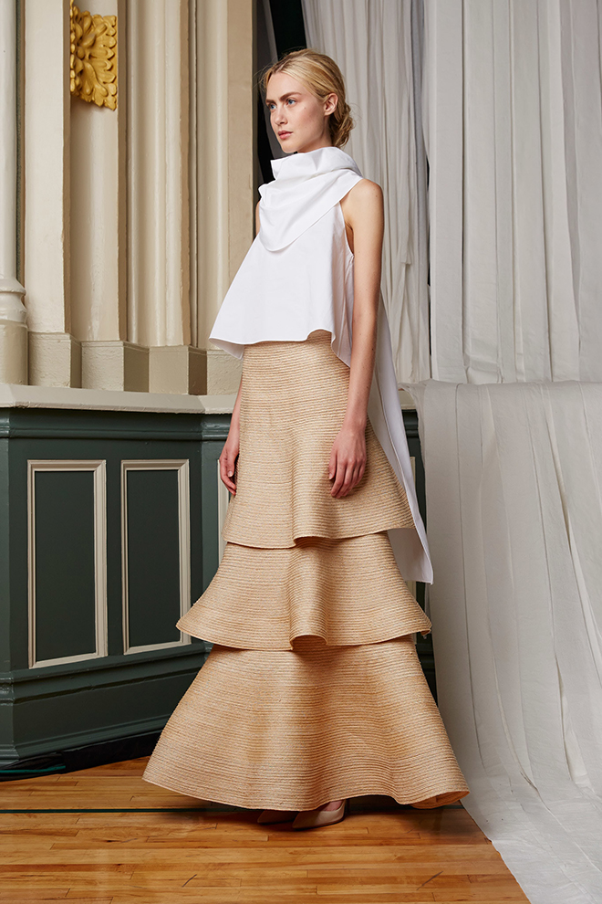 Rosie Assoulin SS15 Ready-to-Wear