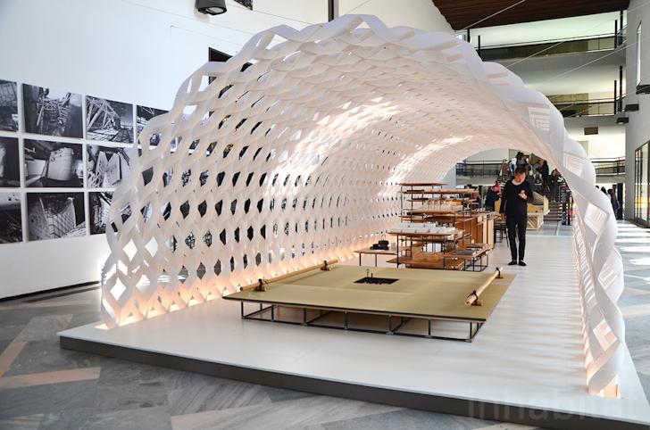 Kengo Kuma Salone del Mobile Milano 2015