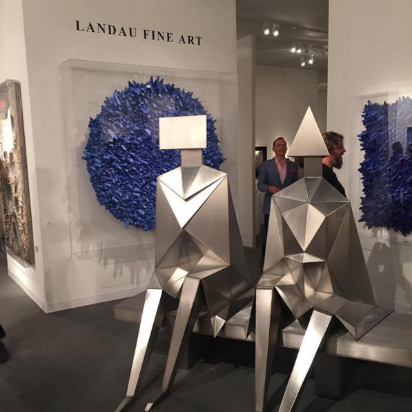 gulcinyukseloglu Art Basel Miami