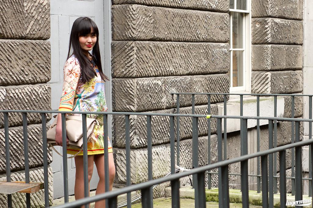 Nikole Xu @Blogger: Xstylebook.com LFW AW15