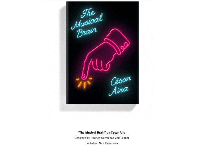The Musical Brain by Cesar Aira