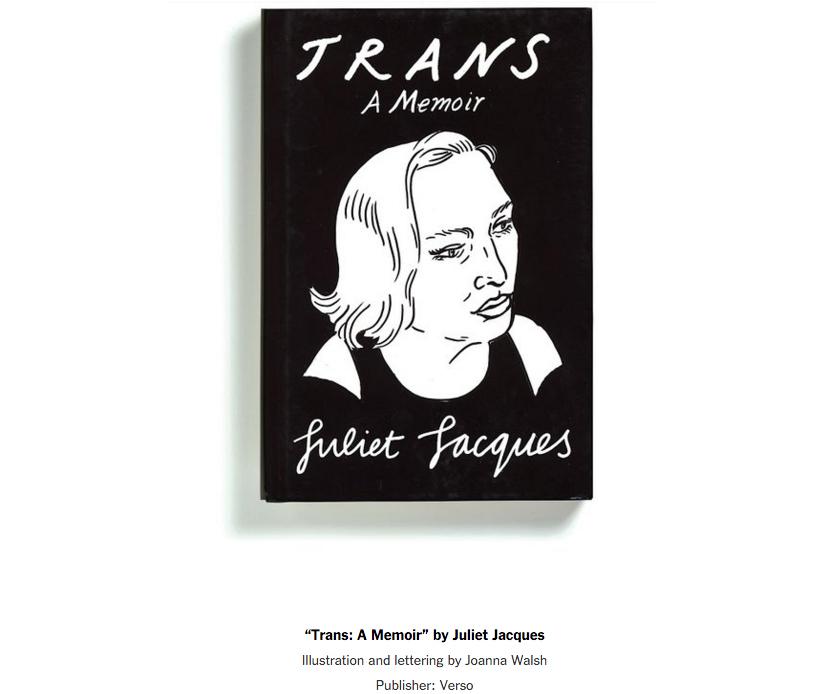 Trans: A memoir by Juliet Jacques