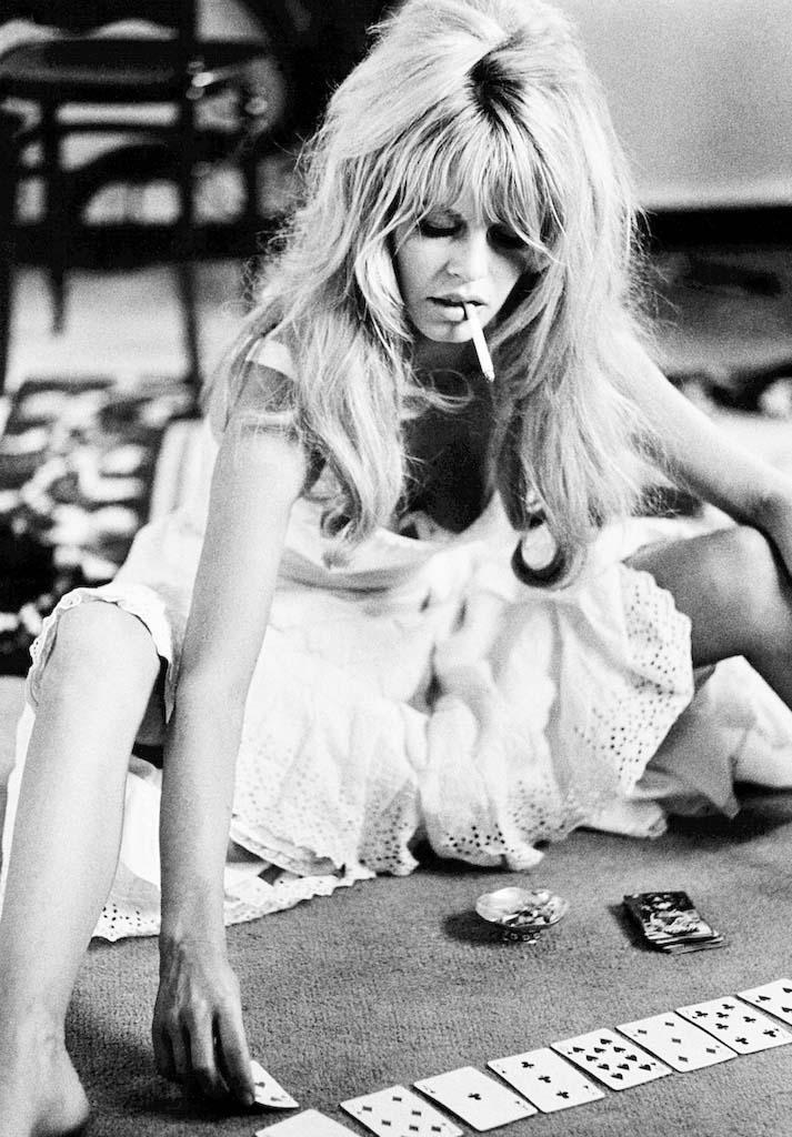 Douglas Kirkland Brigitte Bardot 1965