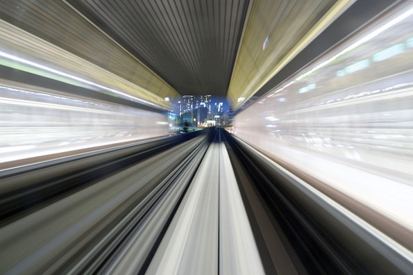 Photos from a moving train in Japan by AppuruPai